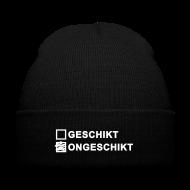 Petten & Mutsen ~ Wintermuts ~ Ongeschikt - wintermuts