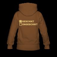 Sweaters ~ Vrouwen Premium hoodie ~ Geschikt - dames sweater met capuchon