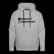 Sweaters ~ Mannen Premium hoodie ~ Geschikt - heren sweater capuchon