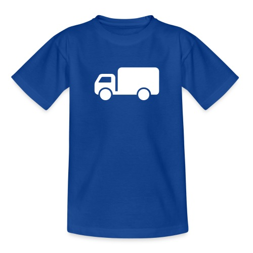 LKW T-Shirt für Kinder - Teenager T-Shirt