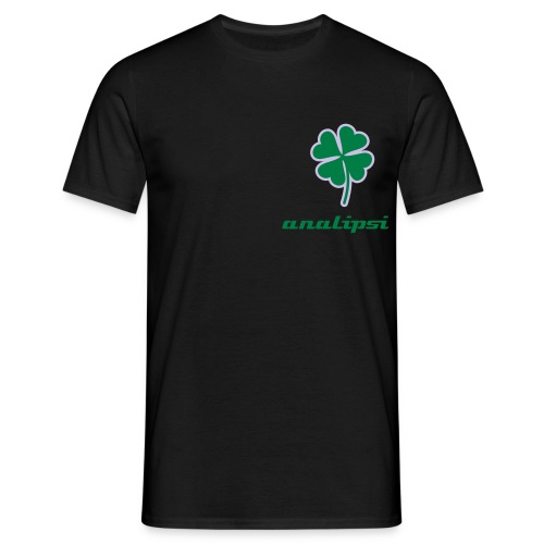 Lukcy Clover - Men's T-Shirt