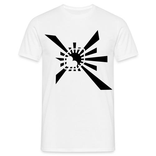 Stretch and berm t-shirt - Men's T-Shirt