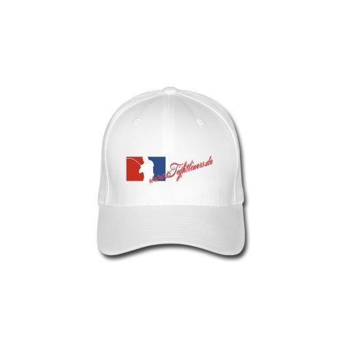 Tightcap white - Flexfit Baseballkappe