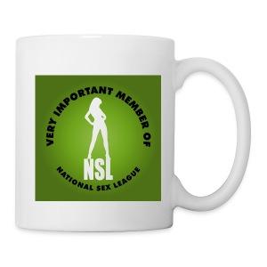 NSL Mug - Mug