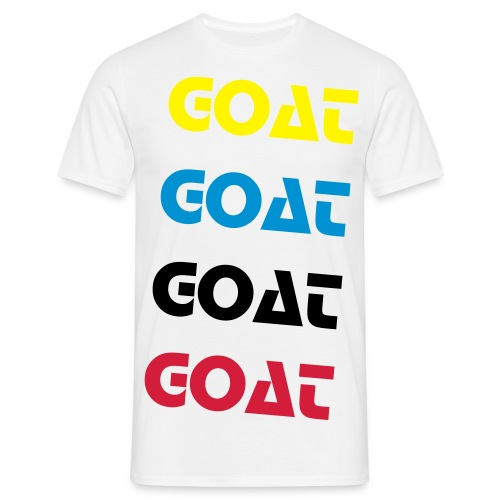 GOAT T-shirt - T-skjorte for menn