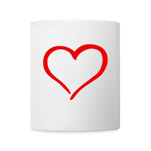 Love - Mug blanc