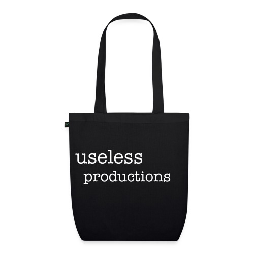 useless productions bag  - Borsa ecologica in tessuto