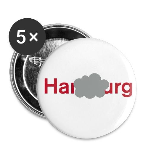 Anstecker HaXXXrg - Buttons klein 25 mm