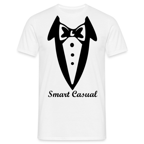 Smart Casual 1 - Men's T-Shirt