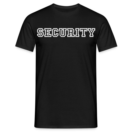 Security-Scout - Männer T-Shirt