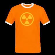 T-Shirts ~ Männer Kontrast-T-Shirt ~ Shirt