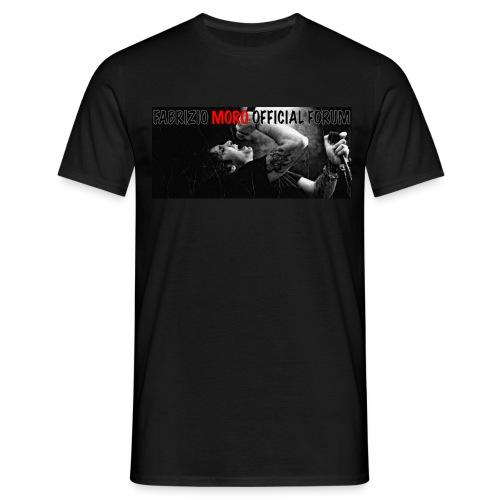 Fabrizio Moro T-Shirt 3 - Maglietta da uomo