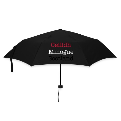 Minogue Brolley - Umbrella (small)