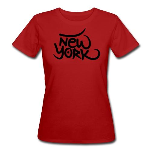 Camiseta ecológica mujer - Camiseta con diseño de verano manga corta de varios colores disponibles