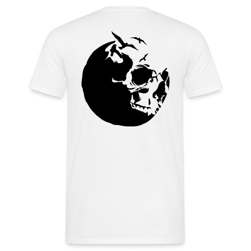 Camiseta hombre - Camiseta de manga corta para hombres con diseño