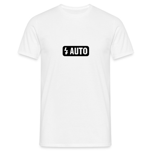 Fotografen T-Shirt Auto-Blitz - Männer T-Shirt