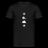 T-Shirts ~ Männer T-Shirt ~ Fotografen T-Shirt Weissabgleich