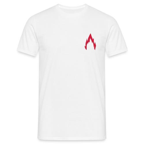 flame - Männer T-Shirt