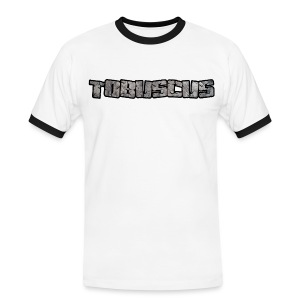 TOBUSCUS! - Men's Ringer Shirt