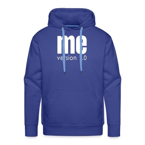 me Version 1.0 Hoddie - Men's Premium Hoodie