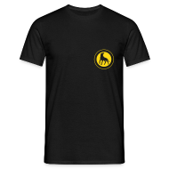 T-Shirts ~ Men's T-Shirt ~ Comfort T-shirt - small LW