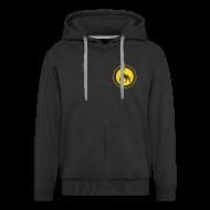 Hoodies & Sweatshirts ~ Men's Premium Hooded Jacket ~ Hooded Jacket small LW