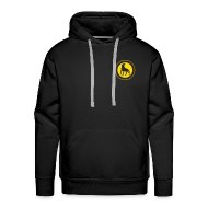 Hoodies & Sweatshirts ~ Men's Premium Hoodie ~ Hooded Sweat small LW