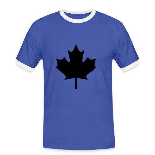 Canada 2 - Männer Kontrast-T-Shirt