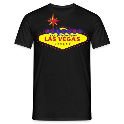 I LOVE VEGAS - T-shirt Homme