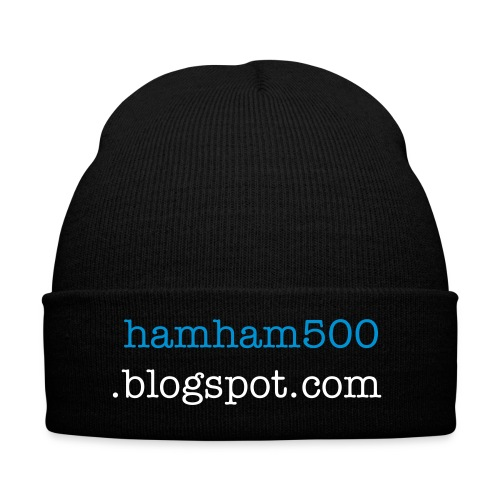 Hamham500 - Cap/Hat 2 - Winter Hat