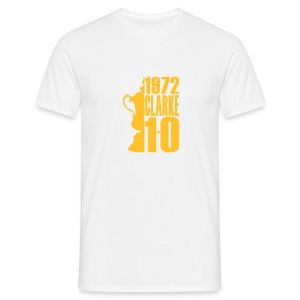 1972 - CLARKE - 1.0 - Men's T-Shirt