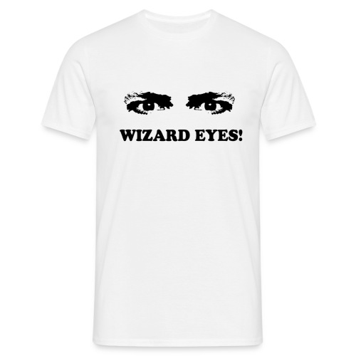 WIZARD EYES - Men's T-Shirt