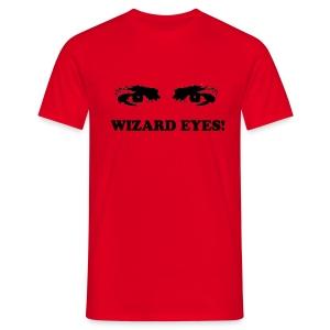 WIZARD EYES - Men's T-Shirt