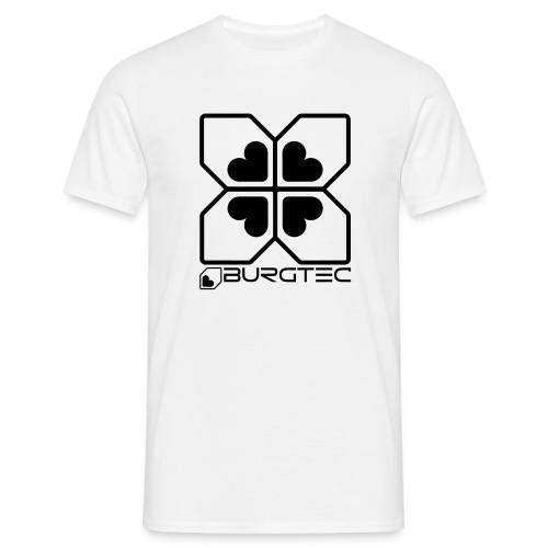 On reflection logo t-shirt - Men's T-Shirt