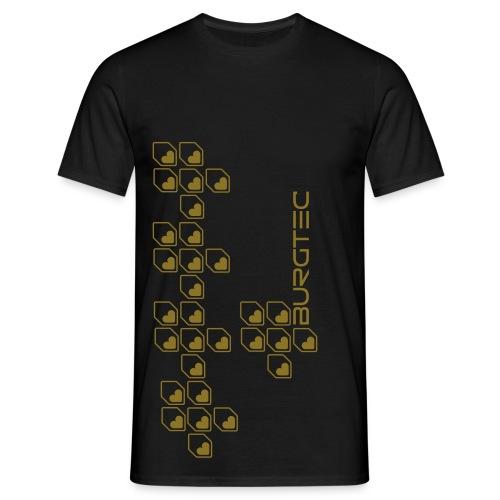 No money no honey t-shirt - Men's T-Shirt