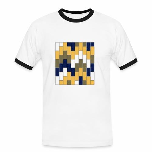 ONT' WAY SUBWAY - Men's Ringer Shirt