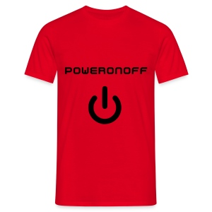 Männer T-Shirt - power