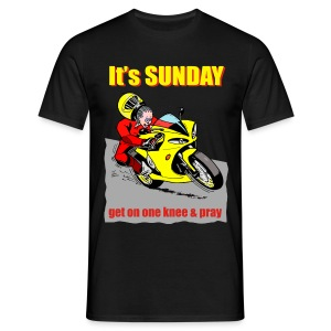 It's Sunday - Men's T-Shirt