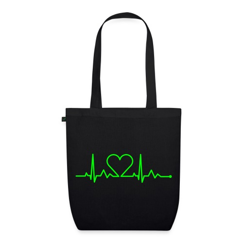 beep bag - EarthPositive Tote Bag