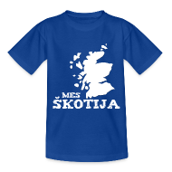 Shirts ~ Teenage T-shirt ~ Mes Skotija