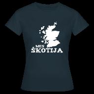 T-Shirts ~ Women's T-Shirt ~ Mes Skotija