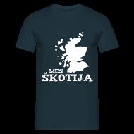 T-Shirts ~ Men's T-Shirt ~ Mes Skotija