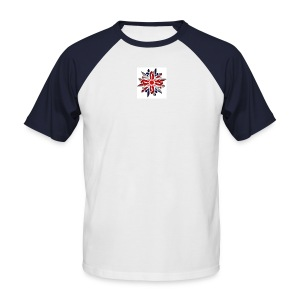 Centre Piece T - Men's Baseball T-Shirt