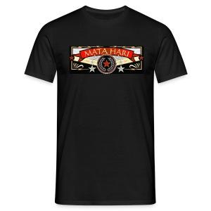Mata Hari Stern - Männer T-Shirt