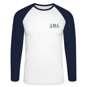 ATSA British Tele Champs 2011 Long T Shirt - Men's Long Sleeve Baseball T-Shirt