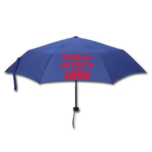 Kisobran Koraj on Earth since 1992 - Umbrella (small)