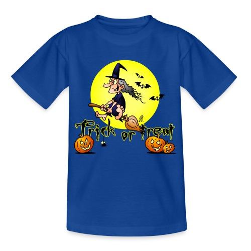 Halloween, Trick or treat - Kids' T-Shirt