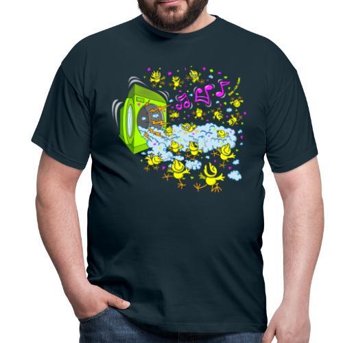 Chicks Foam Party - Men's T-Shirt