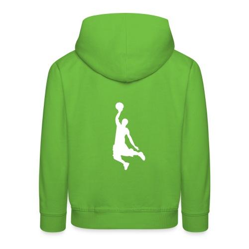 Sweat enfant Fécamp Basketball - Pull à capuche Premium Enfant