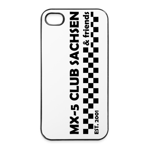 Iphone 4/4S Case Club Sachsen  - iPhone 4/4s Hard Case